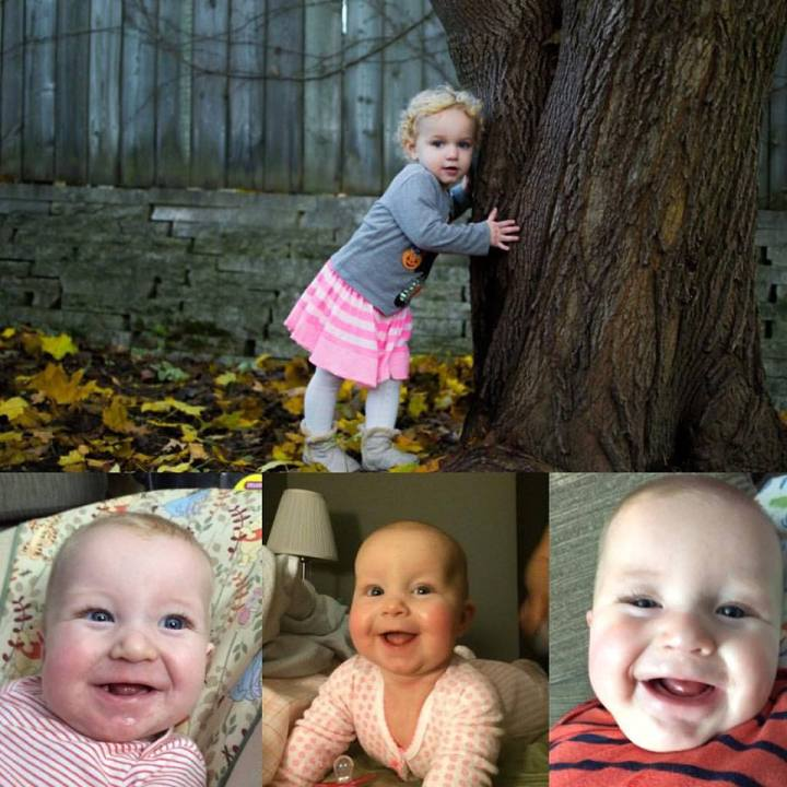 The Baby Gang – Celebrating 6 Months!