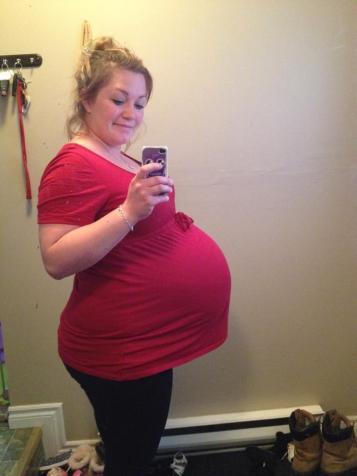 35 weeks with Triplets