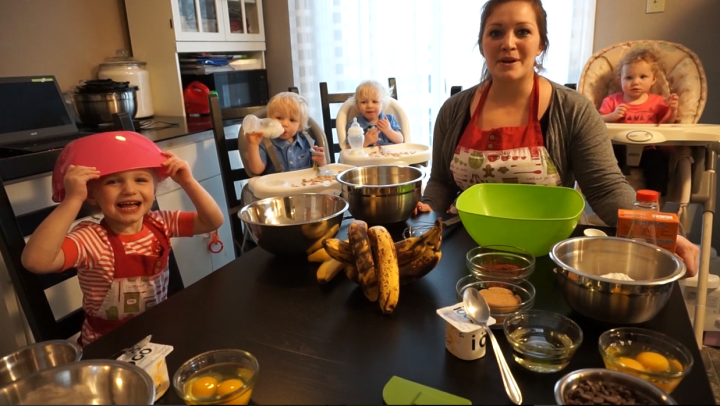 Yummy Banana Bread – 2 Ways