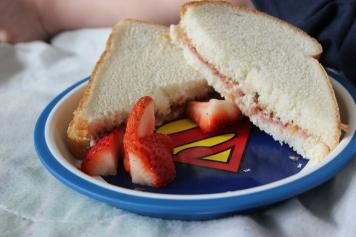 Playtex® Mealtime Superman Plate