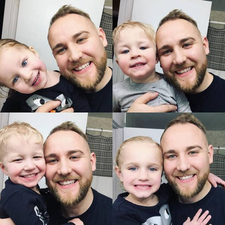 TOP 5 TIPS FOR A DAD WHO IS A PARENT OFMULTIPLES