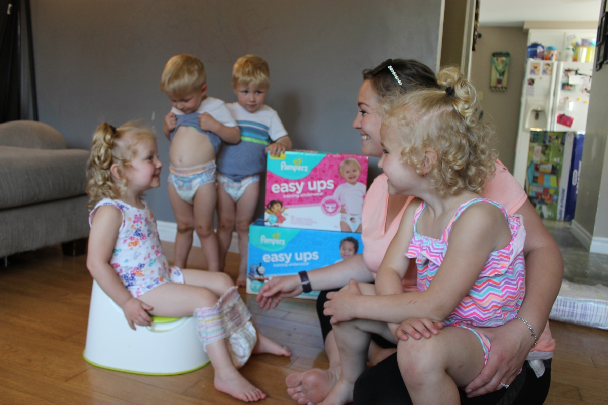 Is It Really Easier to Have Your Kids PottyTrained?