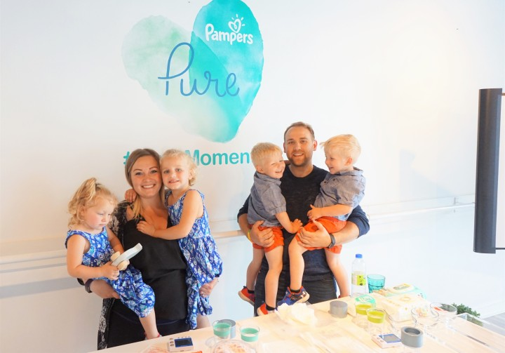 Pampers Pure Collection is Changing the Diaper Game