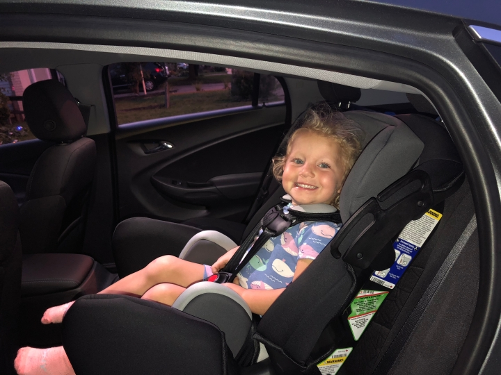 A look at the Safety 1st Alpha Omega 65 Car Seat